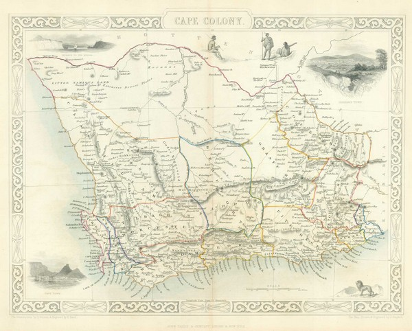 Tallis Cape Colony
