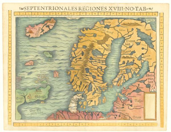 Munster Scandinavia