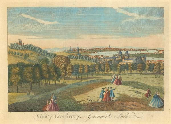 Cooke View of London