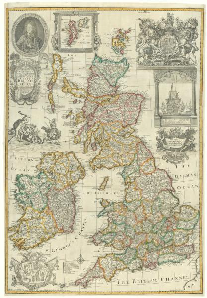 Willdey British Isles