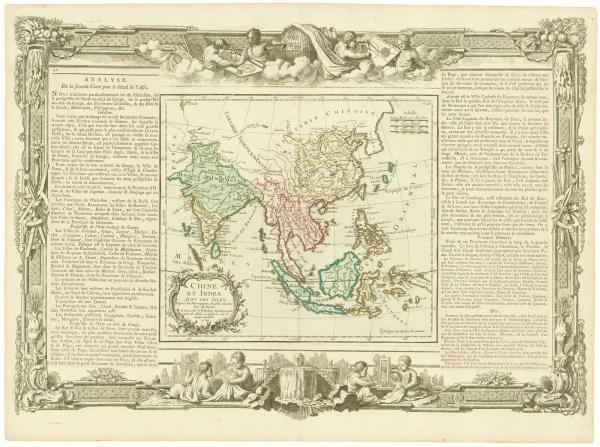 Brion de la Tour East Indies