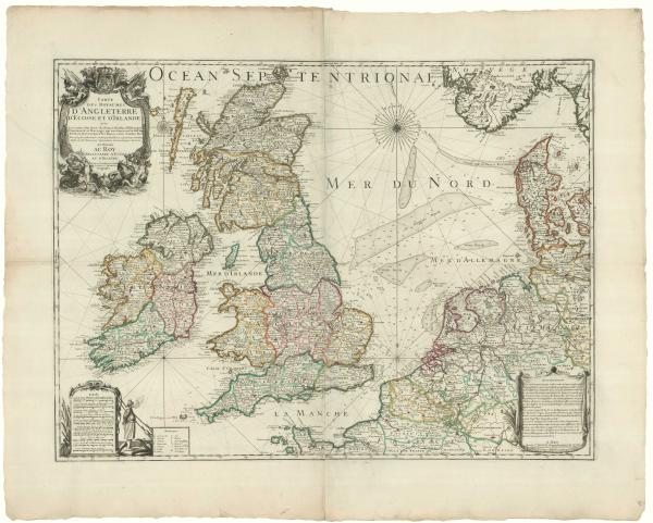 Inselin British Isles 1715