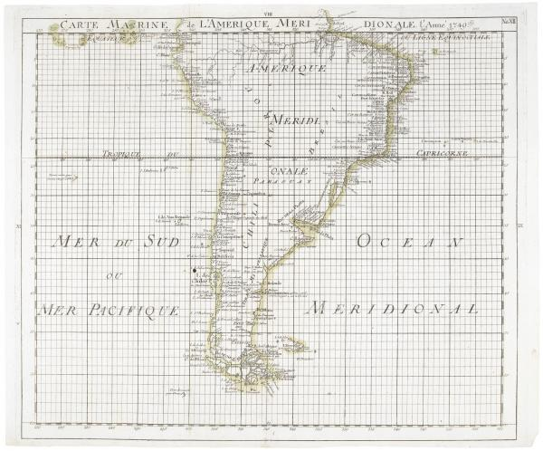 Brouckner South America