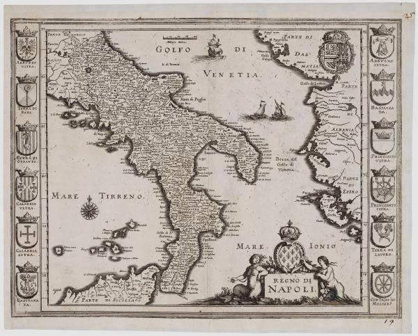 Merian Kingdom of Naples