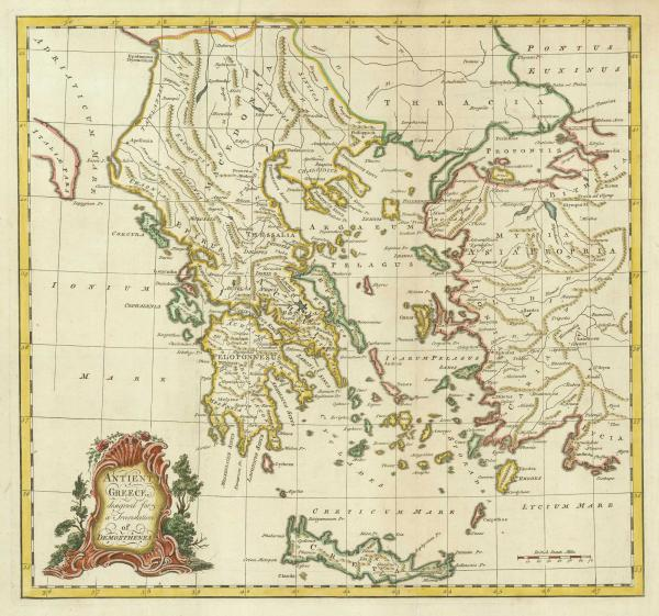 Greece of Demosthenes